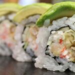 Green Frog Roll