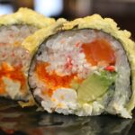 ^ Wasabi Crust Roll
